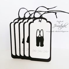 Handmade by Jussstynka Black And White, Tags, Handmade, Hand Made, Black White, Craft, Black N White, Handarbeit
