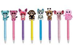 Beanie Boo plush pens
