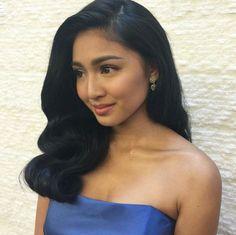 Nadine Lustre's 15 Best Beauty Looks Nadz Lustre, Filipina Actress, Liza Soberano, Jadine, Star Fashion, Korean Fashion, Makeup Looks, Take That, Beautiful Women
