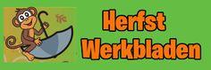 Herfst Werkbladen en werkboekjes voor alle groepen op minipret.nl