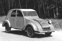 Citroën 2CV (Lelijke Eend)