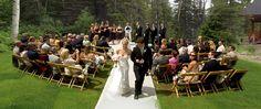 Wedding at Kicking Horse Mountain Resort - Winston Lodge