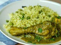 Goan Green Chicken Curry Recipe