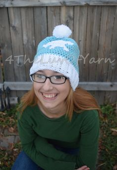 Slouchy Beanie Child/Teen Winter Beanie Teen by 4TheLuvOfYarn
