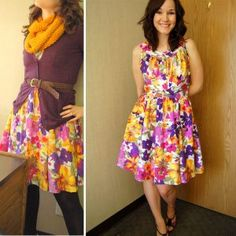 cardi crush and love the bright dress underneath Next Summer Dresses, Winter Dresses, Dresses For Work, Sundress Season, Mode Glamour, Bright Dress, Next Clothes, Fall Outfits For Work, Professional Attire