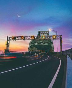 """5,849 Likes, 39 Comments - Montreal, Canada (@livemontreal) on Instagram: """"Sunset over Jacques Cartier / coucher de soleil sur le Pont Jacques Cartier 🌤📷@edauwd #mtl…"""""""