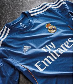 adidas Real Madrid 2013-14 Away Kit Football Kits bbdc27e33