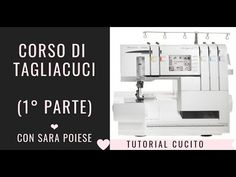 La tagliacuci: corso base 1° parte - YouTube Lidl, E Design, Sewing Hacks, Singer, Youtube, Jeans, Handmade, Tejidos, Sewing