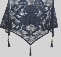 There's only one thing to say about this shawl… RELEASE THE KRAKEN! (P.S. – It's absolutely gorgeous!)