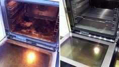 Como limpiar el horno sin productos químicos tóxicos