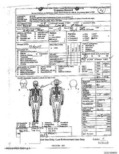 Forensic Medical Report  Google Search  Sleeping Beauty