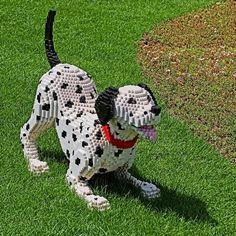 cool lego dog a