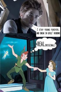 haha i like twilight i just thought this was funny