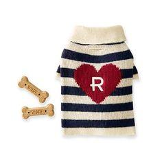 Knit Dog Sweater, St