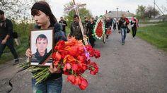 Ukraine alert as politician killed #ukraine 04-2014
