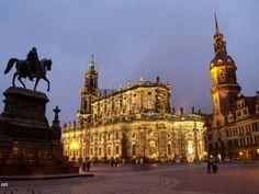 Drezno / Dresden, Hofkirche, Weekend w Saksonii | Wycieczki do Niemiec Grupa DE-PL