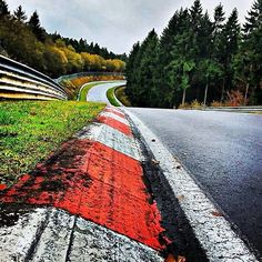 Nurburgring, Germany, would love to drive it