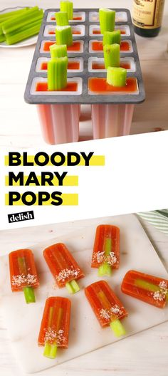 Bloody Mary Pops Are Our Newest Boozy ObsessionDelish