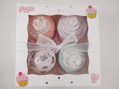 12 piece set Girl Baby Gift Unique Baby Girl Gift by babydelights1, $38.00