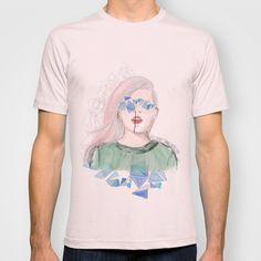 ELLIE GOULDING T-shirt by Sara Eshak - $18.00