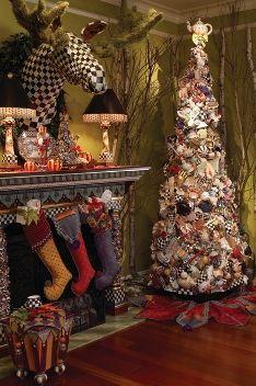 Awesome Christmas Tree and decor