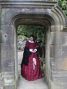 1850 gown oakworth park