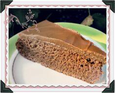 Chocolate cake with mayo!