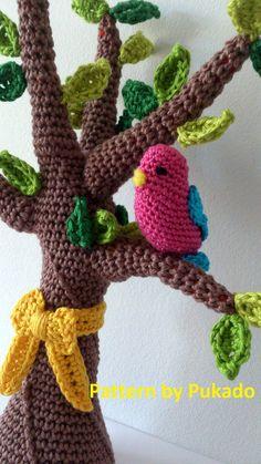 Pattern Only  Tie a Yellow Ribbon round the ole Oak by Pukado, €2.99 crochet