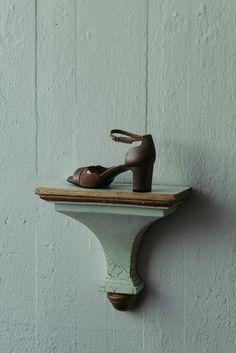 """Einer der 34 teilnehmenden Shops bei """"Design in the City"""" ist das Schuh geschäft…"""