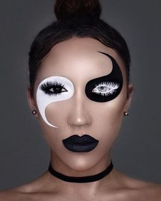 "6,952 Likes, 102 Comments - • L U N A • (@lunafortun) on Instagram: ""Opposite yet Complementary ☯️ - for my yin - #anastasiabeverlyhills black gel liner and noir…"""