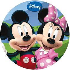 Oblea Mickey y Minnie 2