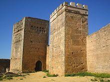 sevilla Alcala de Guadaira Torreones del Alcazar