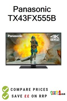 Panasonic Ultra HD HDR Smart TV with Freeview Play Model) - Black deals and vouchers. Panasonic Tvs, Led Tvs, Price Comparison, Smart Tv, Hdr, Coding, Play, Model