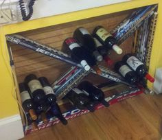 Hockey stick furniture for the refined gentleman - Imgur