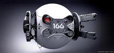 Hollywood: 'Oblivion' Drone Design