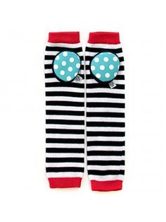 Firecracker Pop Knee Legwarmers