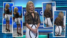 Rachel Riley ; Oxford graduate and double-first in derrière!❤
