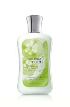 Stocking up on the oh so wonderful Bath  & Body Works cucumber melon lotions!