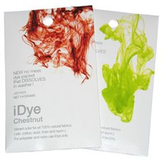 iDye for Natural and Poly Fabrics