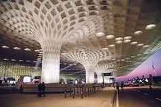 THE CHHATRAPATI SHIVAJI INTERNATIONAL AIRPORT - Mumbai - BY SOM | A AS ARCHITECTURE