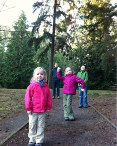 I've got a few tips for you to make your hike with children more enjoyable, helping to make things go smoothly and keep their attention.