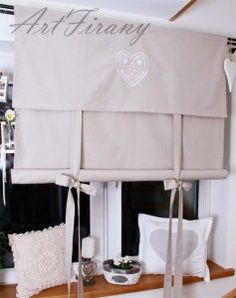 Roman Shades, Shabby Chic, Curtains, Quilts, House, Home Decor, Sheer Curtains, Blinds, Decoration Home