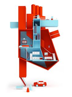 Home is.. on Behance