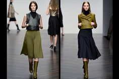Daks at London Fashion Week Fall 2013