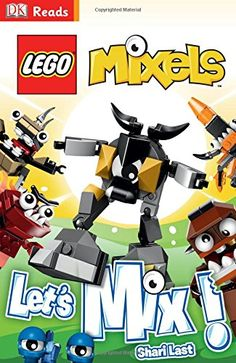 DK Readers L2: LEGO Mixels: Let's Mix! by Shari Last http://www.amazon.com/dp/1465424555/ref=cm_sw_r_pi_dp_qjgywb139AYYX