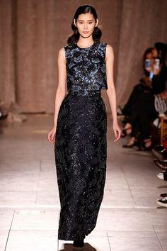Zac Posen - Autumn/Winter 2015-16 Ready-To-Wear - NYFW (Vogue.co.uk)