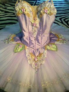 """Lilac Fairy"" Tutu by Heather Lerma"