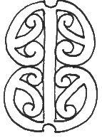 kowhai.gif (143×194) Maori Art, Scroll Saw, Stained Glass, Arabic Calligraphy, Cool Stuff, Image, Tattoos, Design, Tatuajes