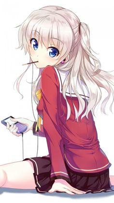 Likes, 32 Comments - Kawaii & Anime ✌ Cool Anime Girl, Anime School Girl, Pretty Anime Girl, Beautiful Anime Girl, Anime Art Girl, Manga Girl, Anime Love, Anime Girls, Manga Anime