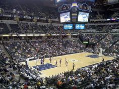 Indianapolis Pacers Game... so much fun!